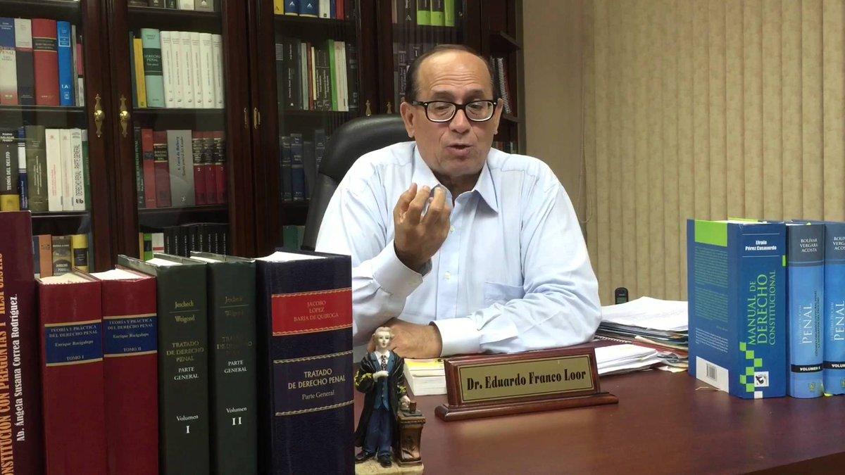 Eduardo Franco Loor