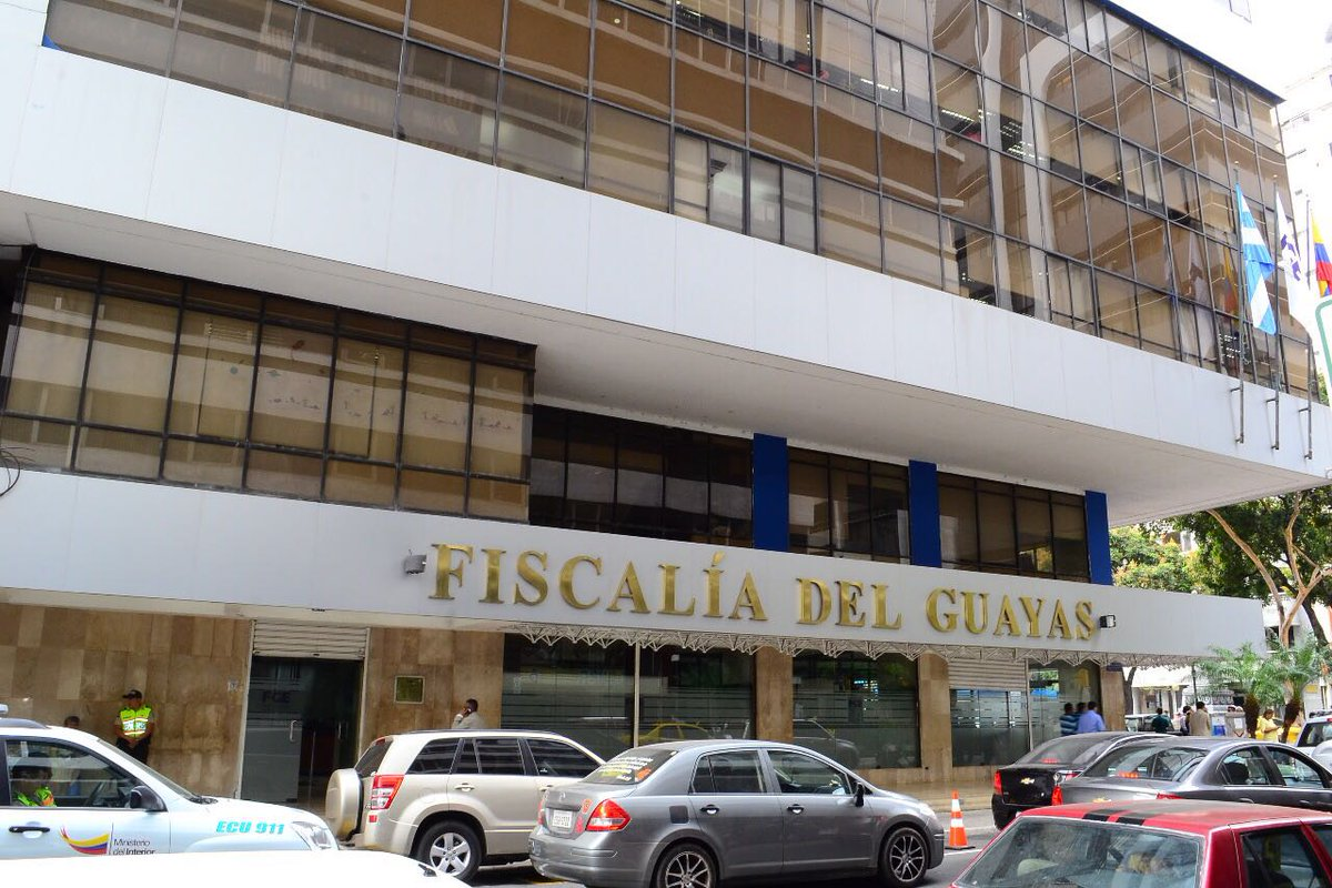 Fiscalía Guayas
