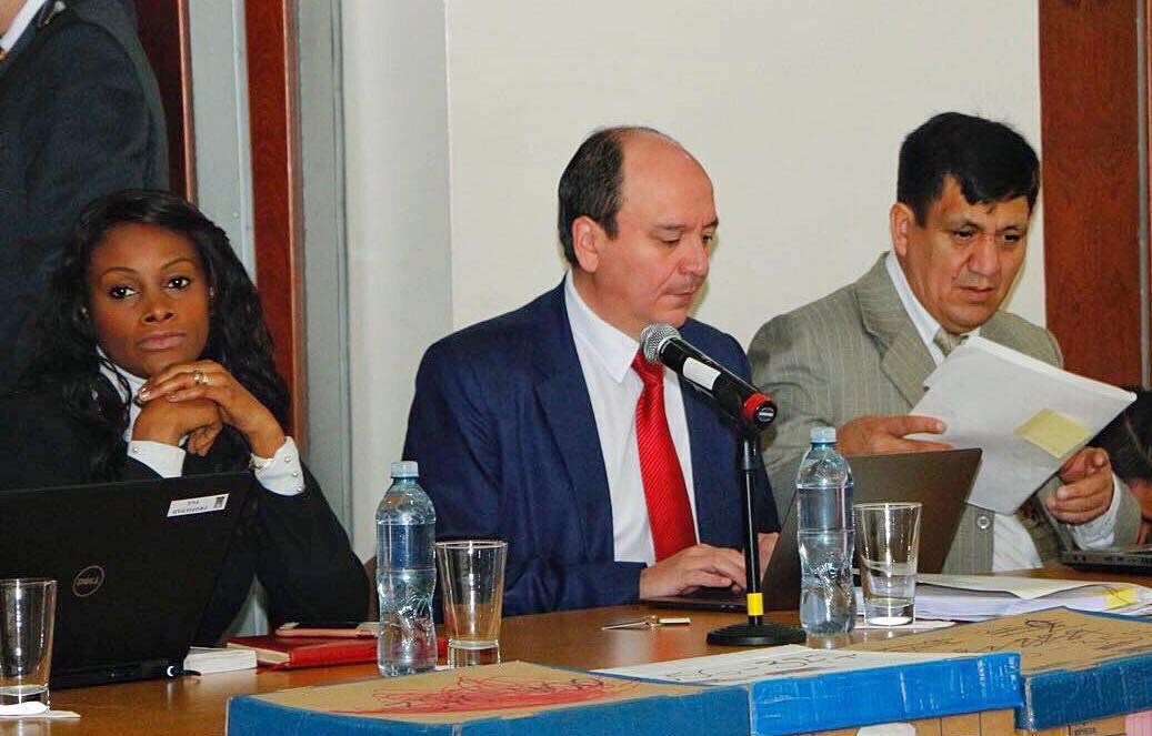 Fiscal Carlos Baca acusa a Glas