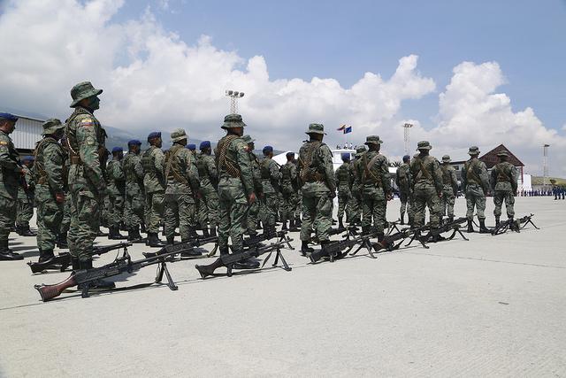 Fuerzas Armadas, soldados