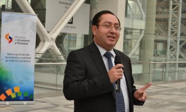 Ministro de Finanzas dice que Ecuador tiene derecho de establecer una tasa de control aduanero