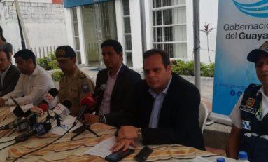 De 19:00 a 04:00 no podrán ir dos hombres en moto en Guayaquil