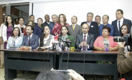 Bancada parlamentaria de Alianza País expresa apoyo a Rafael Correa
