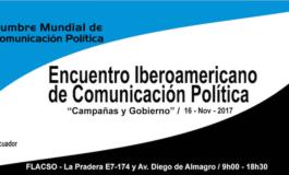 Cumbre Mundial de Comunicación Política en QUITO