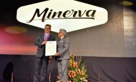 Café Minerva recibe reconocimiento por su trayectoria
