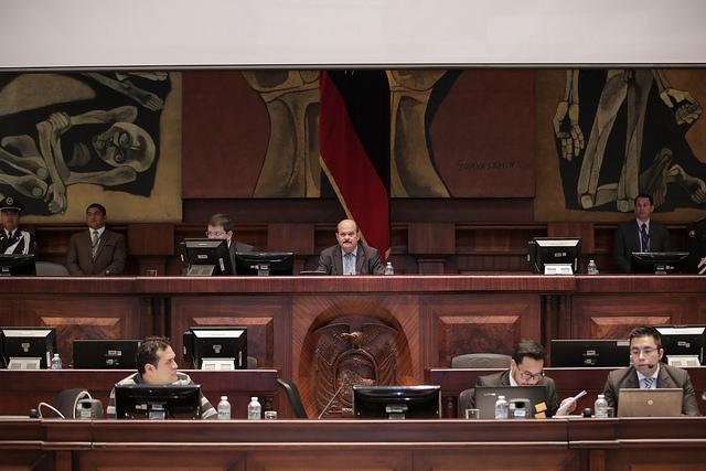 El pleno del Legislativo tratará la pregunta 3 de la consulta popular