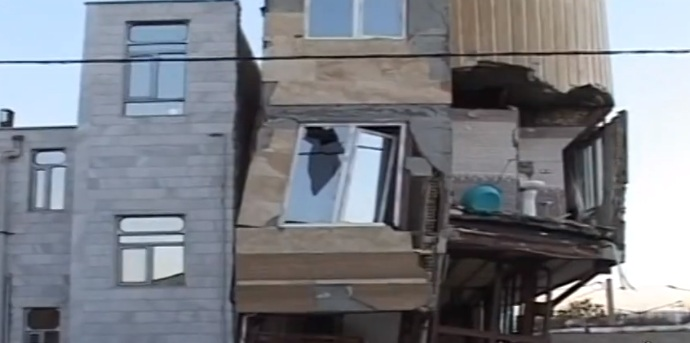 terremoto Irán 1