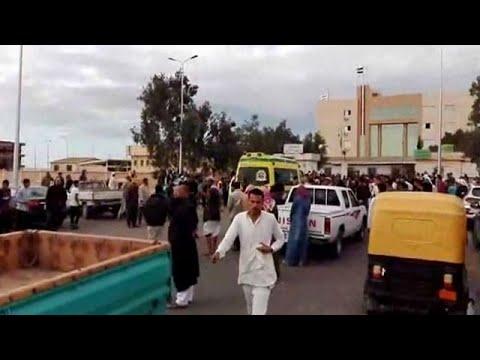 (Vídeo) Egipto sufre uno de los peores atentados de su historia