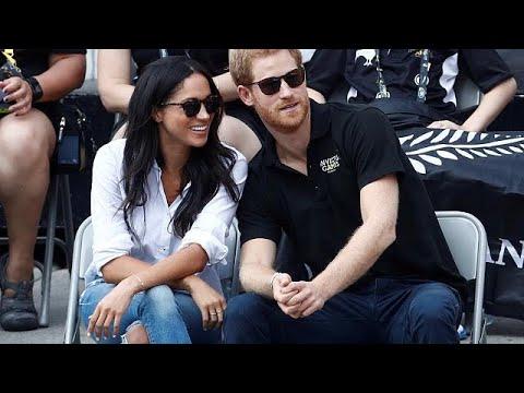 (Vídeo) El príncipe Enrique de Gales anuncia su compromiso matrimonial con la actriz Meghan Markle