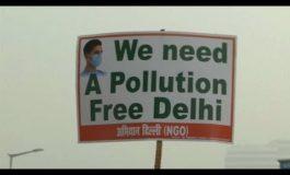 (Vídeo) Nueva Delhi sigue envuelta en una niebla tóxica