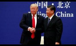 (Vídeo) Trump promete en Pekín reequilibrar los intercambios comerciales con China