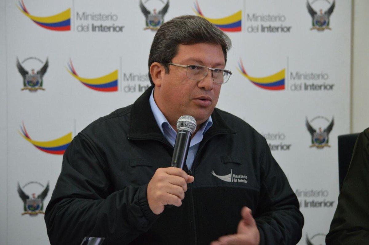 Atentado en viche fue junto a una torre de electricidad for Twitter ministerio del interior ecuador