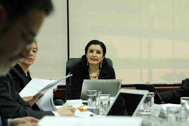 Rosana Alvarado Min Justicia
