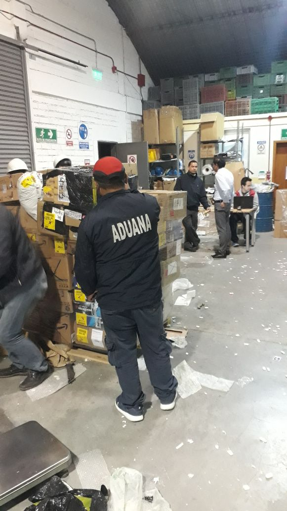 aduana mercaderia decomisada