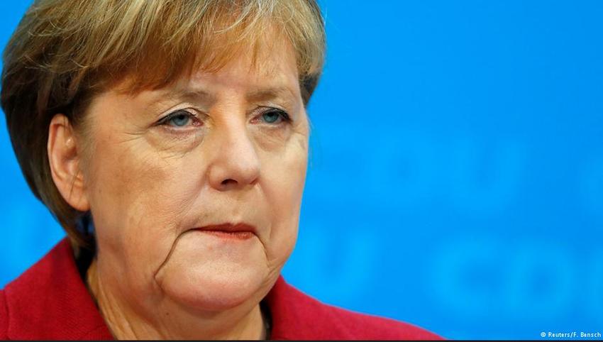 La mitad de alemanes pide salida de Merkel antes de 2021 — Sondeo