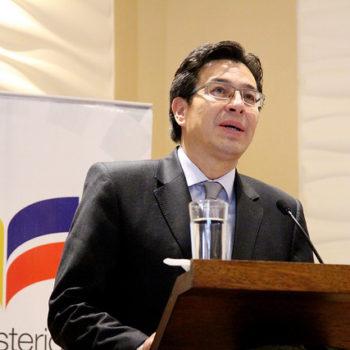 Fander Falconí, Ministro de Educación