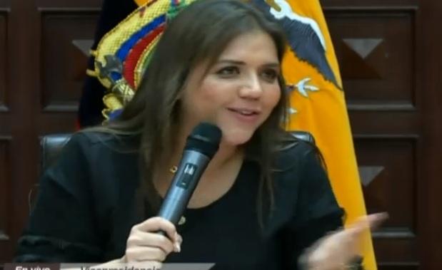 Vicepresidenta Vicuña