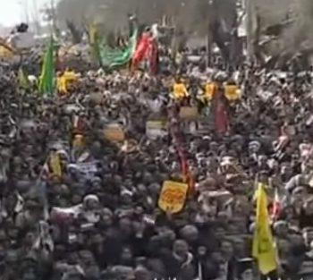manifestaciones Irán