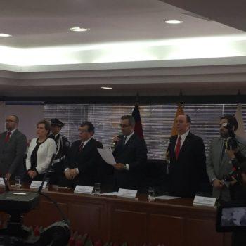 posesión nuevos jueces de la CNJ