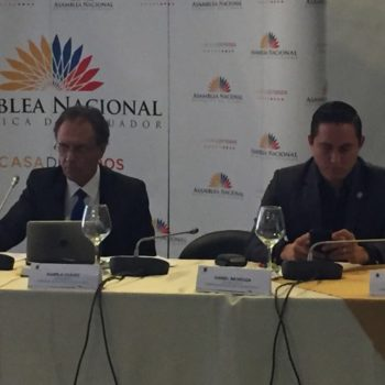 Carlos Ochoa comisión fiscalización