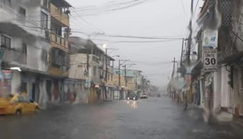 lluvias costa guayaquil