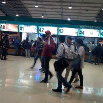 paro transporte Quito