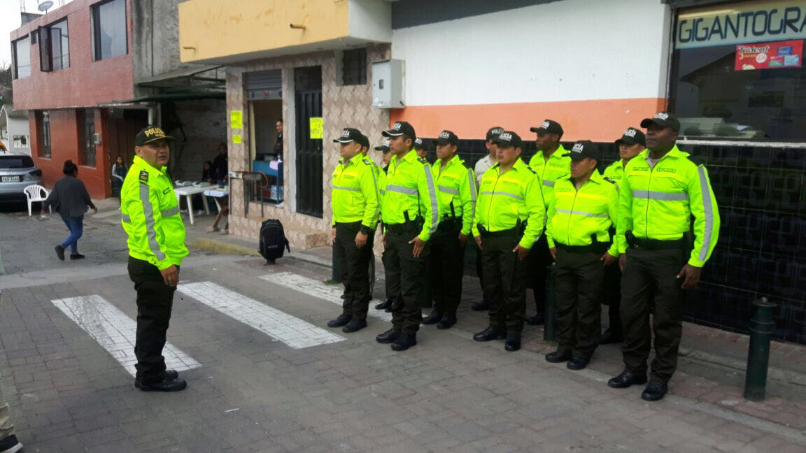 policia ley seca