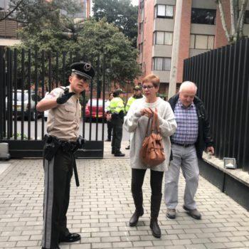 policia operativo ley seca