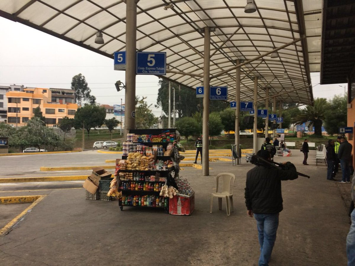 terminal norte