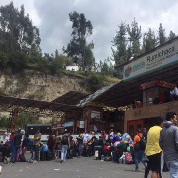 Rumichaca frontera colombia