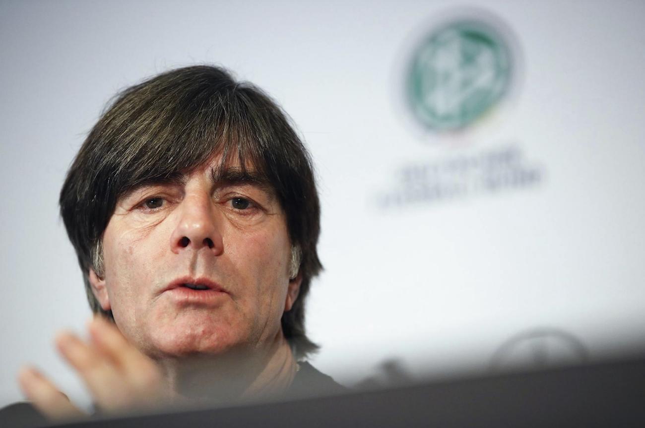 México está al nivel de Argentina o Chile: Joachim Löw