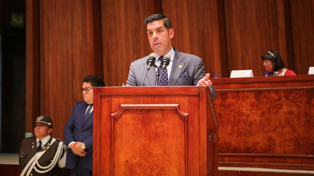Raúl Ledesma Ministro Trabajo 1