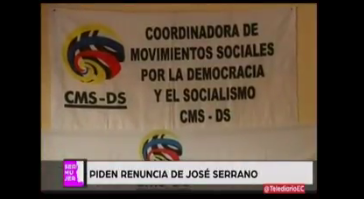 Parlamento de Ecuador destituye su presidente e inicia juicio contra fiscal