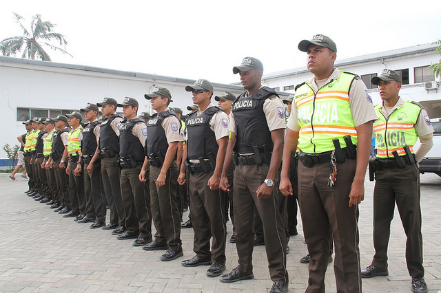 policia operativos feriados