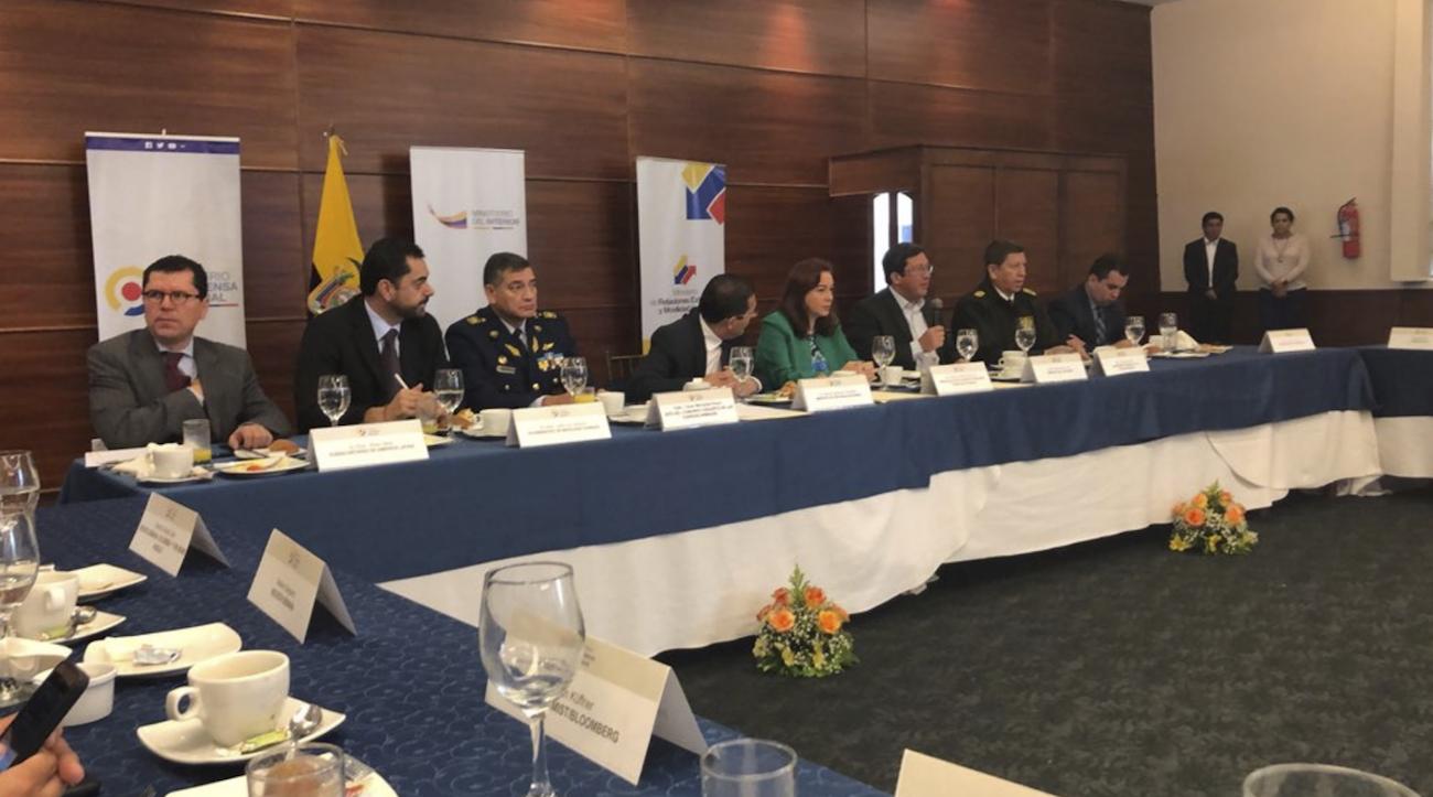 Colombia apoyará