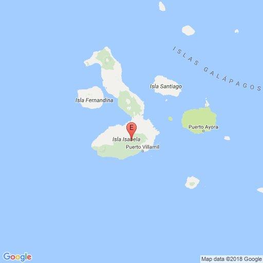 sismo Galápagos