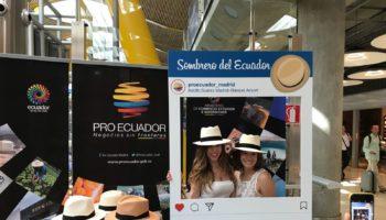 Sombreros ecuador